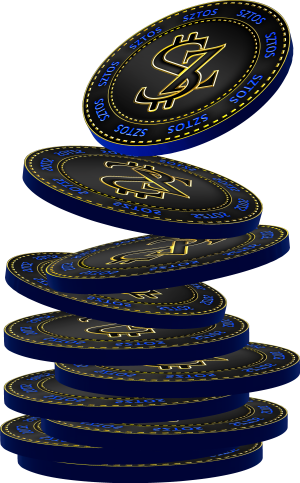 moneta niebieska 2 słupek2